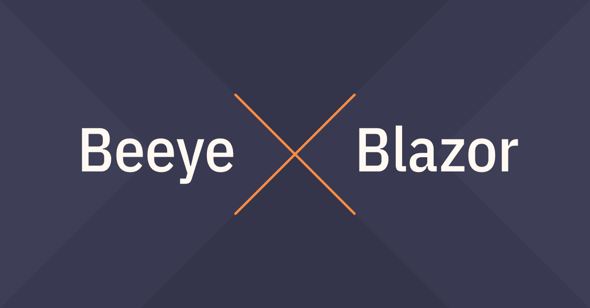 Beeye-Blazor-2021 1