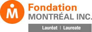 Lauréat de la Fondation Montréal Inc